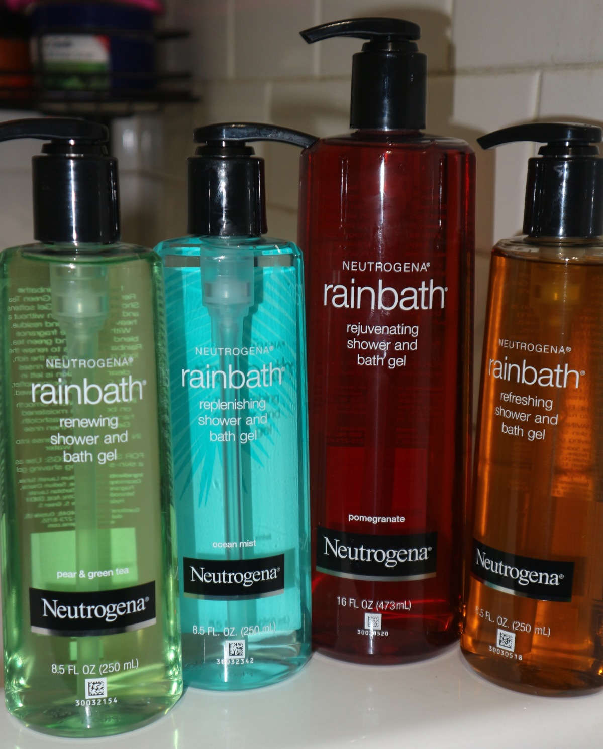 Me-Time With Neutrogena Rainbath Shower And Bath Gel…